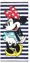 Disney Minnie Mouse Nautical Cotton Pool/Beach/Bath Towel