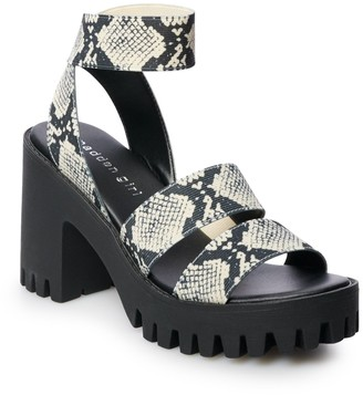 Madden-Girl Sohoo Women's Platform Sandals