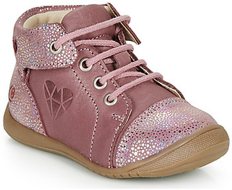 GBB ORENA girls's Mid Boots in Pink