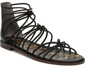 Sam Edelman Emi Gladiator Flat Sandals Women's Shoes