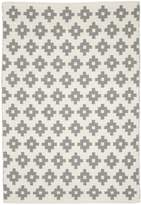 Mamas and Papas Grey Diamonds Rug