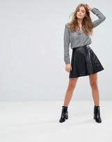 Deby Debo Ketty Pu Skater Skirt