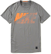 Nike Dri-FIT Fitted Short-Sleeve Graphic Tee