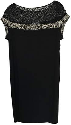 Axara Paris Black Dress for Women