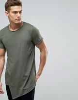 Jack and Jones Originals T-Shirt With Faux Layer