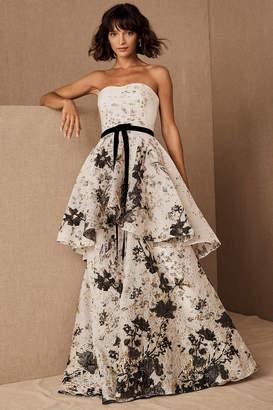 Marchesa Rydal Wedding Guest Dress