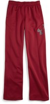 Under Armour Boy's 'Storm Armour Fleece' Water Repellent Athletic Pants