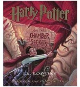 Harry Potter and the Chamber of Secrets (Unabridged) (CD/Spoken Word) (J. K. Rowling)