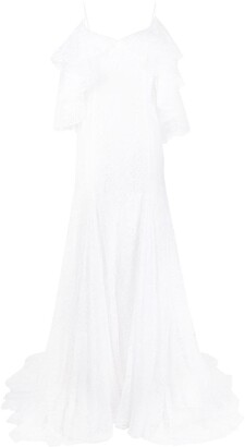 Parlor Carmen lace bridal gown