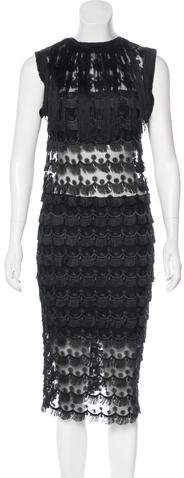 Alexis Kayo Midi Dress w/ Tags