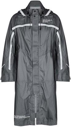 White Mountaineering Grey GORE-TEX jacket