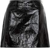 Rag & Bone Toni Patent Leather Skirt