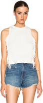 3.1 Phillip Lim Fringe Crop Top