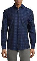 Strellson Sereno Cotton Casual Button-Down Shirt