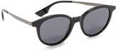 McQ by Alexander McQueen Alexander McQueen Pantos Sunglasses