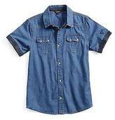 GUESS Rylan Denim Shirt (4-16)