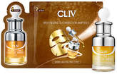 Cliv By Beauteers Brightening Ampoule & Gold Foil Mask Set