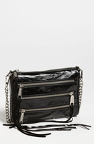 Rebecca Minkoff '5 Zip - Mini' Crossbody Bag
