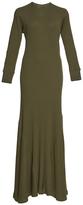 Loewe Long Jersey Dress