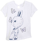 Joe Fresh Elevated Graphic Tee (Toddler & Little Girls)