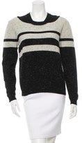 Michael Van Der Ham Wool Stripe Sweater w/ Tags