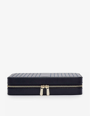 THE ALKEMISTRY WOLF Maria leather jewellery case
