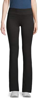 Gaiam Mid-Rise Bootcut Yoga Pants