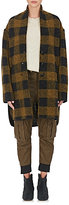 Isabel Marant Women's Gino Checked Wool-Blend Coat