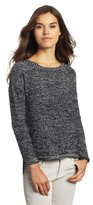 Sanctuary Women's Marled Easy Sweater