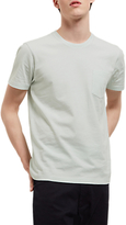 Jaeger Cotton Crew Neck T-shirt, Mint