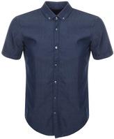 HUGO BOSS Rik Shirt Blue