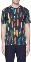 Paul Smith Feather print T-shirt