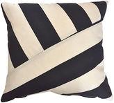Kim Salmela Marina 20x20 Outdoor Pillow, Black