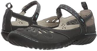JBU Wildflower Encore (Charcoal) Women's Shoes