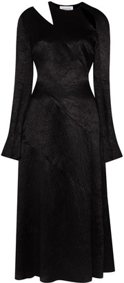 16Arlington Ursina cut-out midi dress