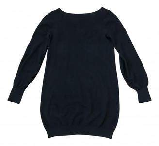 Alexander McQueen Black Cashmere Knitwear