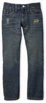 Levi's Boys 8-20) Atlas 511 Destroyed Slim Fit Jeans