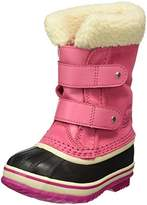 Sorel Unisex Kids' Childrens 1964 Pac Strap Snow Boots