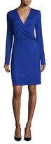 T Tahari Solid Maureen Dress