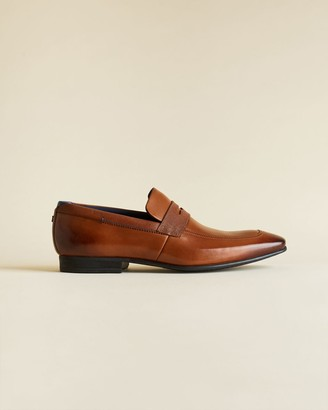 Ted Baker Leather Loafer Shoes