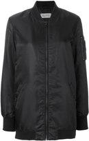 Calvin Klein Jeans oversized bomber jacket - women - Polyamide/Polyester - XS