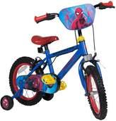 Spiderman 14inch Bike
