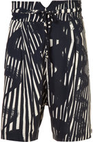 Vivienne Westwood Man - Samurai shorts - men - Cotton - 48