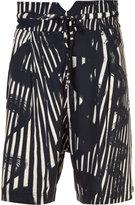 Vivienne Westwood Man - Samurai shorts - men - Cotton - 50
