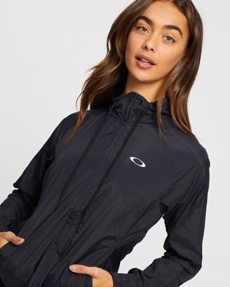 Oakley Run Free Full-Zip Hooded Jacket