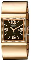 Ingersoll Women's IN7206RBR Carthage Analog Display Automatic Self Wind Rose Gold Watch