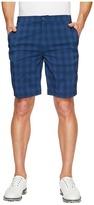 Lacoste Golf Check Stretch Bermuda Men's Shorts
