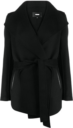 Mackage Wool Wrap Coat
