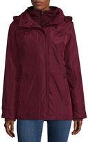 Details Luminous Side-Tab Fleece Vestee Coat