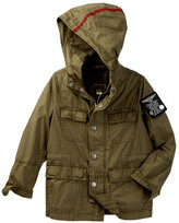 Diesel Joss Hooded Jacket (Little Boys & Big Boys)